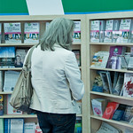 Books Words Ideas: The City of Literature info stand