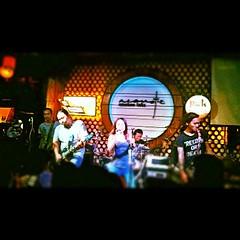 Acoustic bar (Mai.Nemesis) Tags: music rock square live squareformat acoustic acousticcafe iphoneography instagramapp uploaded:by=instagram foursquare:venue=4f8d725ce4b08f9379a07228