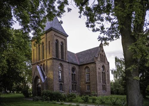 Kirche Gross Ziethen