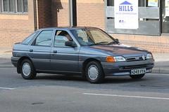 1991 Ford Escort 1.4 Ghia (pre facelift)