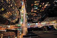 Sky high in Manhattan (Jason Pierce Photography) Tags: city nyc urban newyork skyline night canon photography realestate nocturnal skyscrapers ninja manhattan scape skyhigh jasonpierce libertyrealty