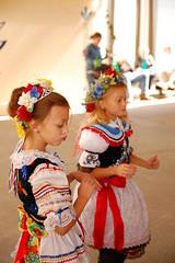 Chicken dance groove (radargeek) Tags: oklahoma festival czech yukon fest ok chickendance 2013 czechfest kinzeyshirazi jaydenmason
