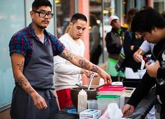 A Taste of Oakland (Thomas Hawk) Tags: california usa america restaurant oakland unitedstates unitedstatesofamerica uptown eastbay fav10 fav25 hawkerfare atasteofoakland2013 atasteofoakland
