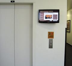 SignChannel Screen | UC Irvine Main Foyer
