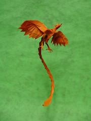 Phoenix 3.5 - Kamiya (shuki.kato) Tags: bird phoenix paper fire origami magic fantasy works fold complex satoshi kamiya