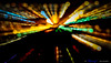 Liberación simultánea... (Atarugá) Tags: españa luz beauty photography luces moving interesting fantastic spain bokeh awesome agujero desenfoque nocturna bella fotografia bandas texturas circulo abstracta hyperspace surprising redonda fantástica impresionante tecnica hiperespacio sorprendente nikonlens rayodeluz formasytexturas zoomingeffect efectozoom interesantísimo nikond700 conmovedora palabrasweb anillosdeluz jmanelcorderoatarugá