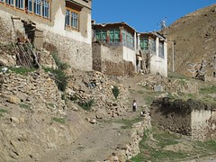 """Tibetan village on way to Lhasa • <a style=""""font-size:0.8em;"""" href=""""http://www.flickr.com/photos/98061816@N08/10619229875/"""" target=""""_blank"""">View on Flickr</a>"""
