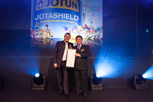 Orkla Growth Awards, Core Business Innovation 3rd prize: Jotashield