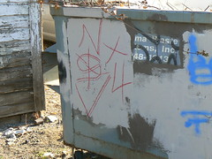 NORTH SIDE VILLINZ 14 (northwestgangs) Tags: graffiti gangs yakima lr nsv crips nortenos