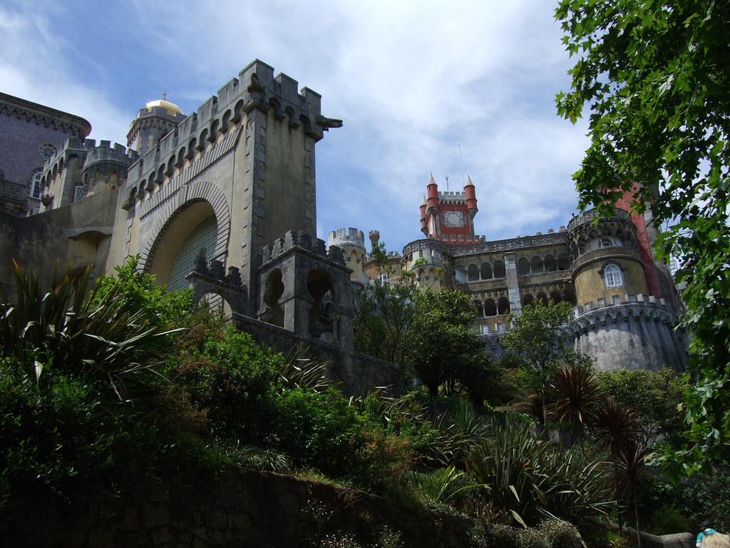 Pena Palace, Sintra, 4.6.13 1