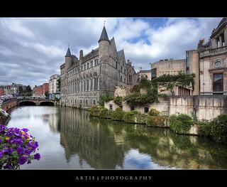 Gerard Duivelsteen, Ghent, Belgium :: HDR