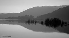 Sant Pons - 98b (Pep Companyo - Barral) Tags: natura mon catalunya sant blanc aigua negre reflejos solsones lleida paisatge reflexes pons concadelllobregat ocrom