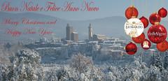 Buon Natale e felice 2014 (cantineleonardodavinci) Tags: christmas new wine year natale vinci vino 2014 leonardodavinci dallevigne