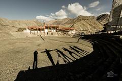 Ladakh Fun :) (pixLX) Tags: shadow people india tibet indus ladakh gonpa photografer themisgam
