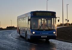 22169 - T169 MVM (Cammies Transport Photography) Tags: man bus for coach edinburgh fife 300 alexander dennis stagecoach dunfermline in halbeath 22169 x59 t169mvm pampr