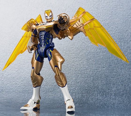 S.H.Figuarts 『劇場版 TIGER & BUNNY -The Rising-』Golden Ryan