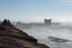 Essaouira (Tea-tOwl) Tags: wall port waves olympus m5 essaouira impressive omd morocoo olympusomd olympusomdm5