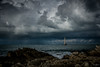 Gros temps (RVBO) Tags: phare manche goury