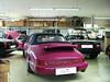 Porsche 911 Carrera 964 Werkstattbild