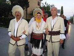 Veterani  na festivalu u Vranju