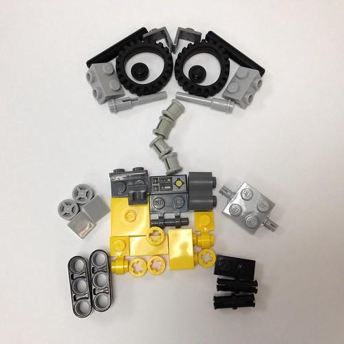Flickriver Random Photos From Lego Wall E Pool