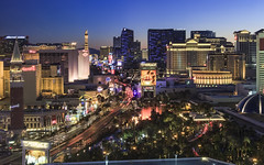 Las Vegas from Treasure Island