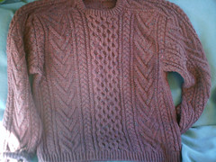 2748203935_5300e0f5bf_b (Mytwist) Tags: wool fetish sweater handknit collection jumper knitted pullover handcraft handknitted cabled handgestrickt