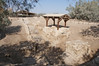 The spot where John the Baptist baptised Jesus