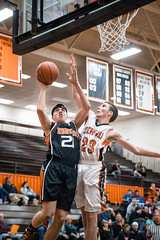 Bbball2014-atCheboygan-6040.jpg (ihotten) Tags: school mike basketball sport michael high shot action away indoor varsity bulldogs chiefs rudyard layup cheboygan musielak