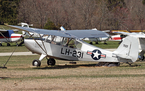 Aeronca 7AC Champion (N1134V)
