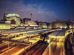 Paddington Station (John Willoughby) Tags: england london train unitedkingdom platform railway firstgreatwestern hst