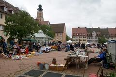 DSC02916 (imanh) Tags: church square market markt plein blackforest kerk fleemarket iman zwartewoud freudenstadt heijboer imanh