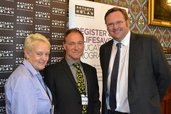 "Stephen Mosley MP participates in the Anthony Nolan Register and Be A Lifesaver (R&Be) information session in the Houses of Parliament • <a style=""font-size:0.8em;"" href=""http://www.flickr.com/photos/51035458@N07/14078589432/"" target=""_blank"">View on Flickr</a>"