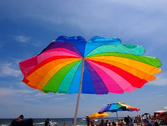 P6070404 (photos-by-sherm) Tags: ocean summer beach nc sand surf north atlantic carolina walkers sunbathers