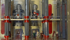 Hall of the Jedi masters (N-11 Ordo) Tags: temple star lego master jedi jona lightsaber wars ways sith uncertain lyle moc valis padawan youngling legohaulic keteris