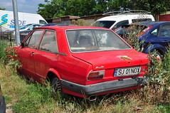 Audi 80 B1 (SergiuSV) Tags: auto red classic car germany automobile german romania audi 80 coupe b1 cluj clujnapoca audi80 youngtimer worldcars audi80b1