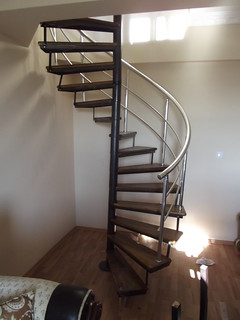 Helezon merdiven