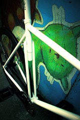 TAIWAN FIRST FIXEDGEAR SHOT OZOTW X SG2 COMPLETE BIKE X OSPOKE WHEELSET IN BLACK X 2014 OZOTW SHOTGUN PATENT FRAME (OZOTW) Tags: green bicycle shop 50mm cycling aluminum asia track raw meetup taiwan gear fork tire cap ag frame singlespeed fixed taichung fixie fixedgear gt carbon custom velodrome slope pursuit mash sanmarco skid lug ozo 2014 aff1 aff2 aff3 chainlock bottombracket 4130 cinelli 700c madeintaiwan 2013 6066 steelbike chromoly 46t completebike kingheadset tricktrack carbonrim bullhornbar barspinable ozotw srams80 wwwozotwcom 4130steel slopeframeset tpuvelcrotoestrap eurobottombracket 40mmdeeprim affframeset ospoke