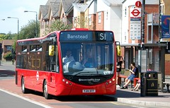 4 July Sutton (7) (togetherthroughlife) Tags: bus july surrey s1 sutton 2014 qualityline om03 yj14bff