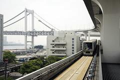 Rainbow Bridge Tokyo (For91days) Tags: river tokyo sumida rainbowbridge odaibaisland