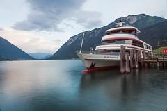 Pertisau July 2014 (Roger Hanuk) Tags: achensee austria boat ferry lake pertisau tyrol