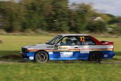 BMW E30 M3 (ronaldligtenberg) Tags: gtc rally 2016 autosport motorsport carracing racing auto racetrack circuit speed sport car racecar track drive driver racedriver curves short historische classic ettenleur netherlands rallyng rallycar offroad driving rallydriver roosendaal bmw e30 m3
