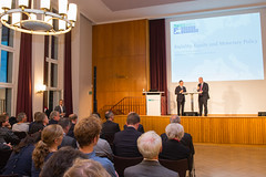 Discussion after the lecture of Mario Draghi (DIW Berlin) Tags: bank diweuropelecture mariodraghi rede zentralbank berlin