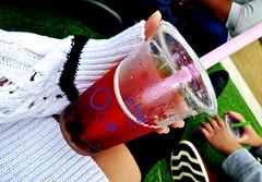 Strawberry Chaboba (pandorahoshii) Tags: drink fruit bubble tea