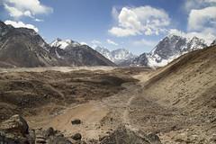 The Khumbu valley (D A Scott) Tags: everest base camp goo lakes trek nepal asia himalayas mountains