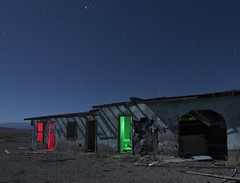 Casa Coaldale (sjimmymac) Tags: lightpainting nightphotography abandoned nevada