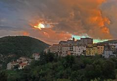 (autobusapedali) Tags: paese tuscany clouds autumn sassetta italy squared iphonegrafia squaredbrowsingitaly huffpost tuscanylandscape fromwhereistand toomuchtuscany likeitaly welltravelled