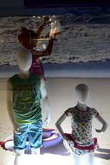 Faceless kids (paulusvp1) Tags: window reflection faceless shop picture lights split croatia