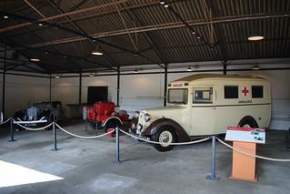 vehicles Bletchley Park 170816