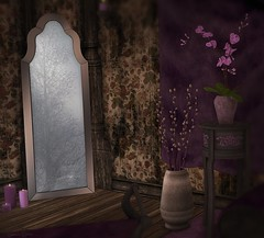 664  Nocturne (Sannita_Cortes) Tags: secondlife sl styles virtualworld virtual virtualfurniture furniture decoration home halloween haunted circaliving circa swank